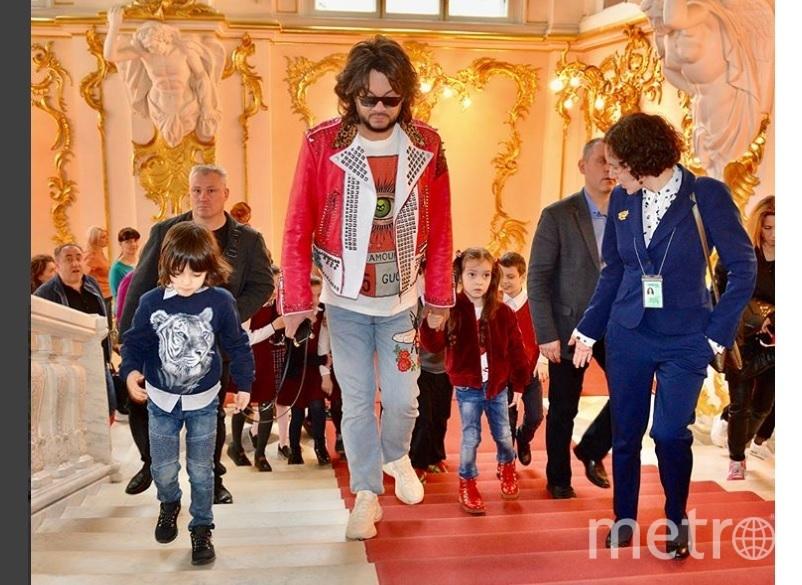 Филипп Киркоров в Петербурге, instagram.com/fkirkorov. Фото instagram.com/rr_photo