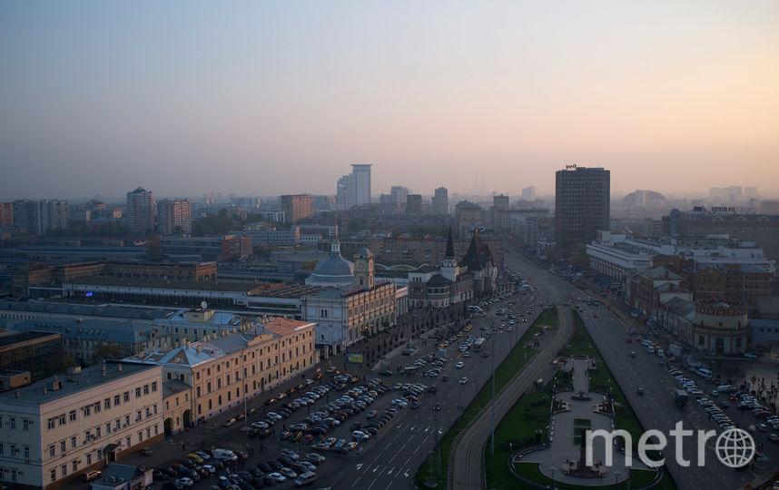 Субботнее тепло в Москве будет недолгим. Фото Getty