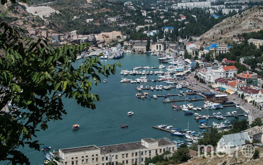 Крым, Балаклава. Фото Getty
