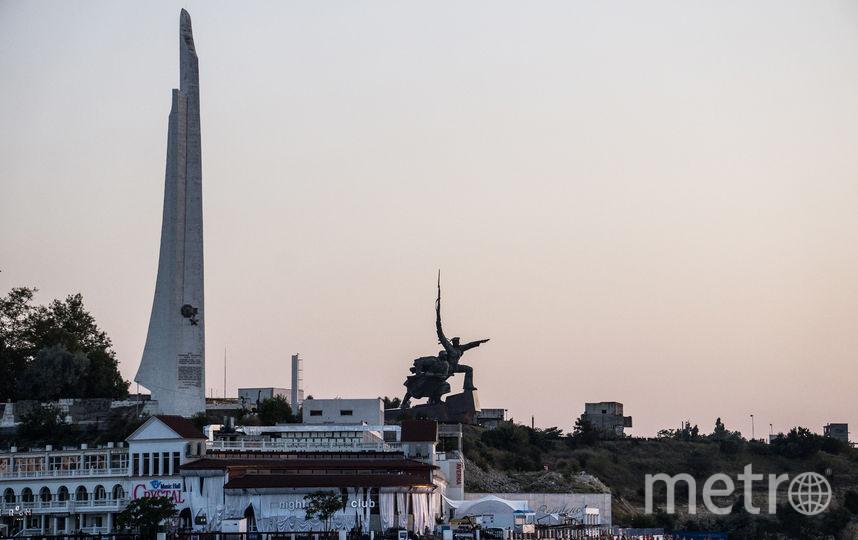 Крым, Севастополь. Фото Getty