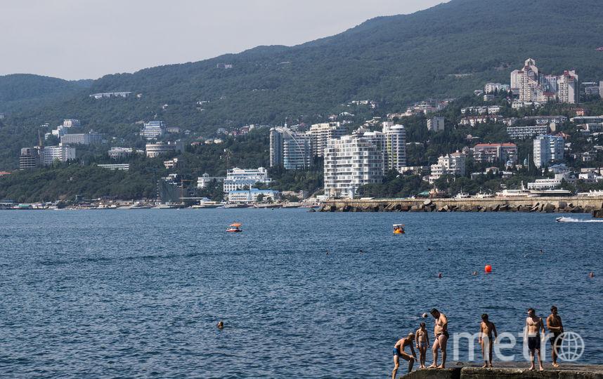 Крым, Ялта. Фото Getty