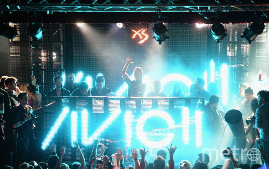 Avicii (Тим Берглинг). Фото Getty