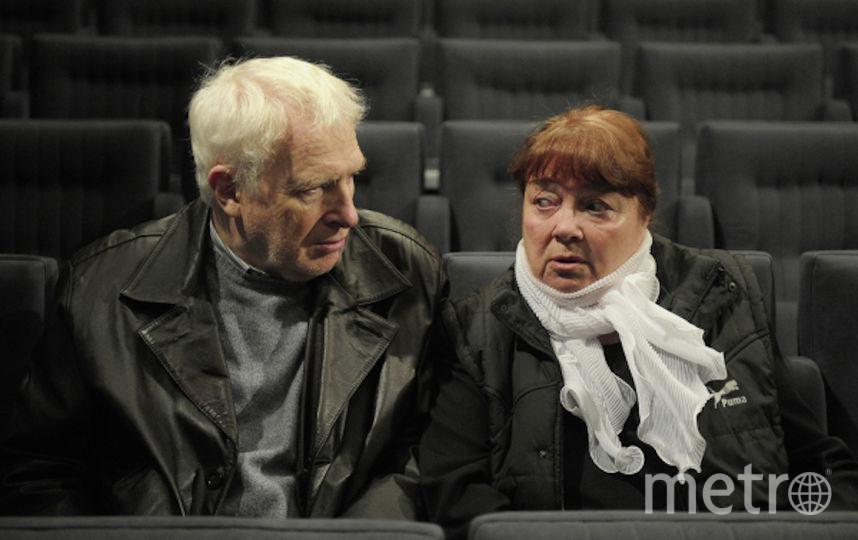Нина Дорошина и Виктор Тульчинский. Фото РИА Новости