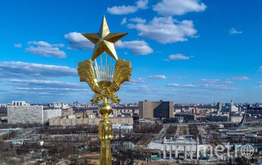 В столице России  закрыли ВДНХ из-за штормового предупреждения