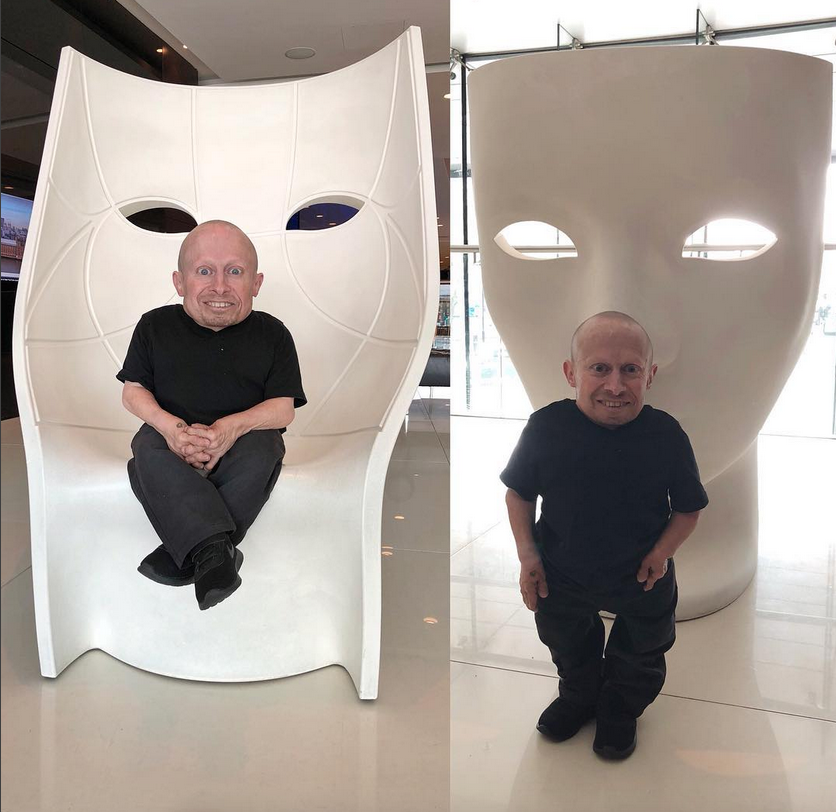 Верн Тройер, фотоархив. Фото скриншот https://www.instagram.com/vernetroyer/