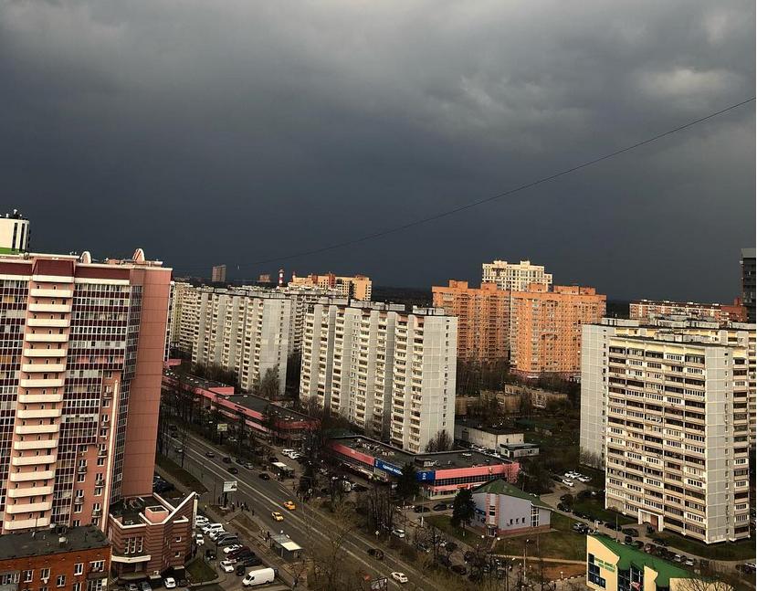 Ураган в Москве оказался смертельным: стало известно о первых жертвах. Фото скриншот instagram.com/elenapava/