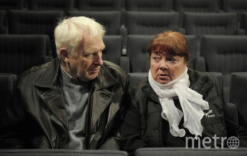 Втеатре «Современник» началось прощание сНиной Дорошиной