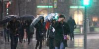 Субботний ураган в Москве стал первым штормом в апреле
