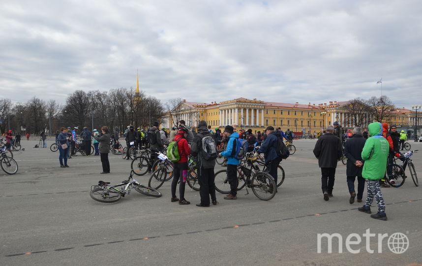 """В городе красочно и ярко стартовал велосезон. Фото Софья Сажнева, """"Metro"""""""
