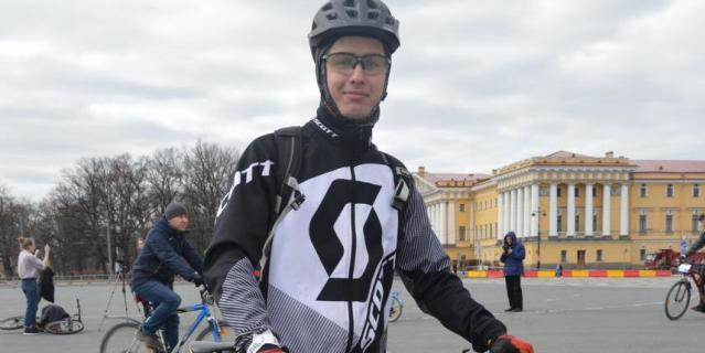 Николай, 23 года, студент.