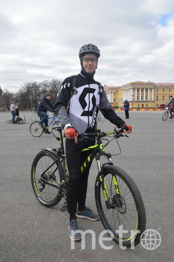 "Николай, 23 года, студент. Фото Николай, 23 года, студент, ""Metro"""