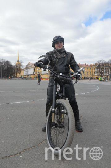 """Роман, 33 года, реставратор. Фото Софья Сажнева, """"Metro"""""""