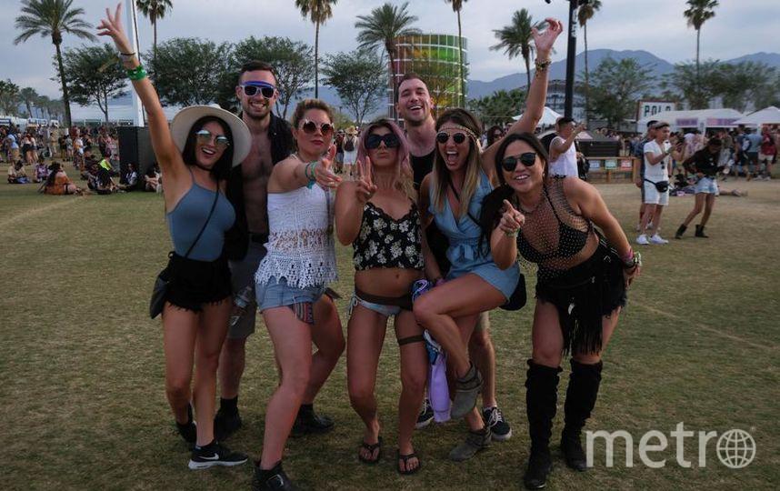 Coachella-2018. Фото Getty