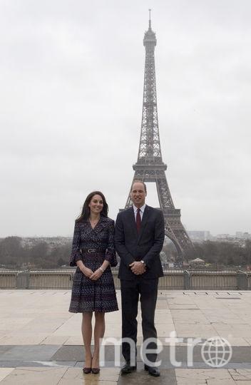 Визит в Париж. Фото Getty