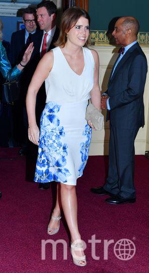 Принцесса Евгения. Фото AFP