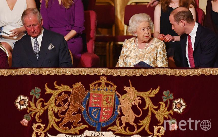 Елизавета II отпраздновала свой 92-й день рождения. Фото AFP