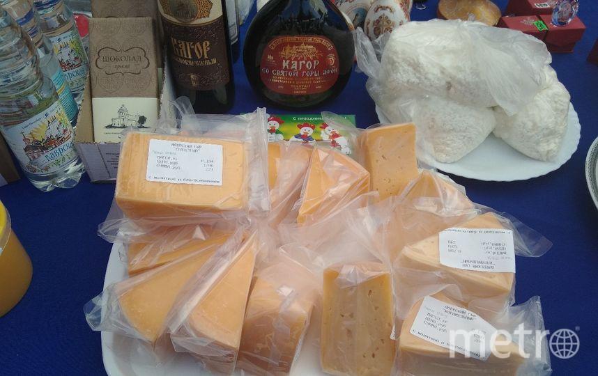 """Сыр можно попробовать на дегустации. Фото Ольга Рябинина, """"Metro"""""""