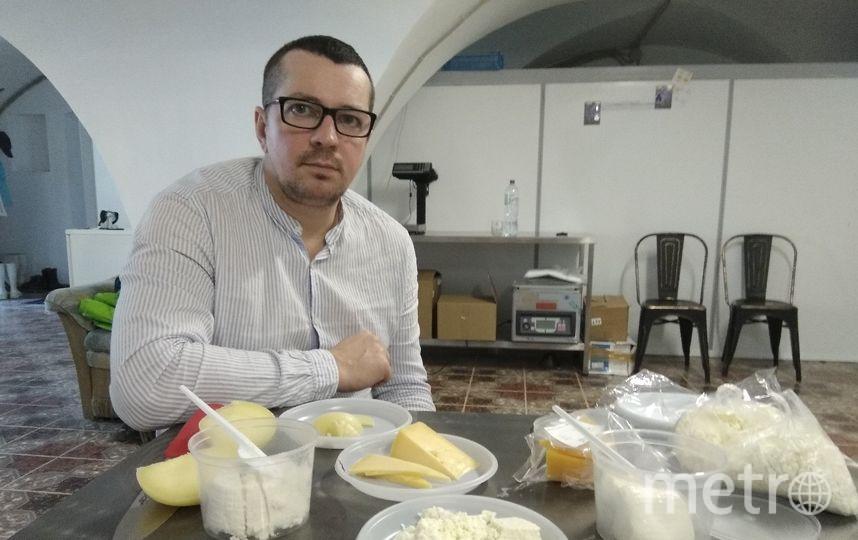 "Константин Царев. Фото Рябинина, ""Metro"""