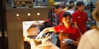 McDonald's начал предупреждать своих клиентов о калориях