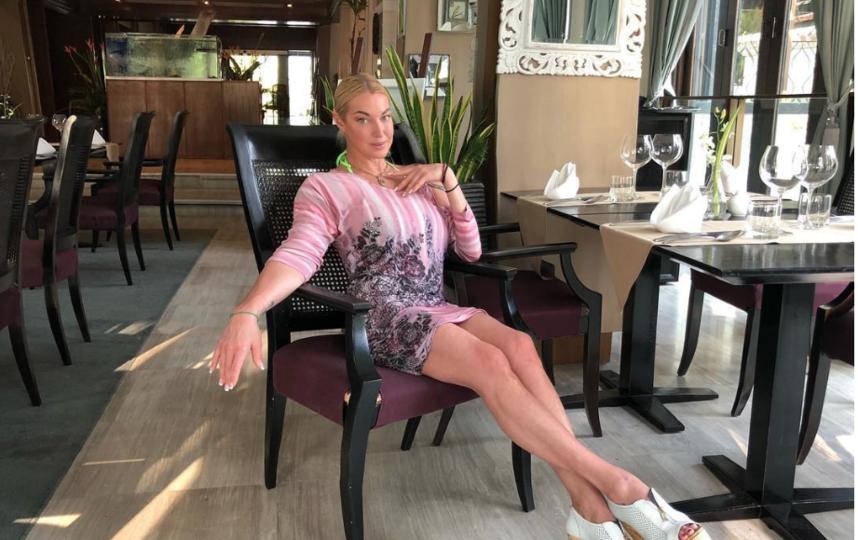 Волочкова во время отдыха на Пхукете весной 2018 года. Фото instagram.com/volochkova_art
