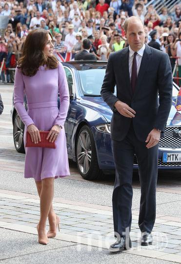Кейт Миддлтон и принц Уильям, архив. Фото Getty