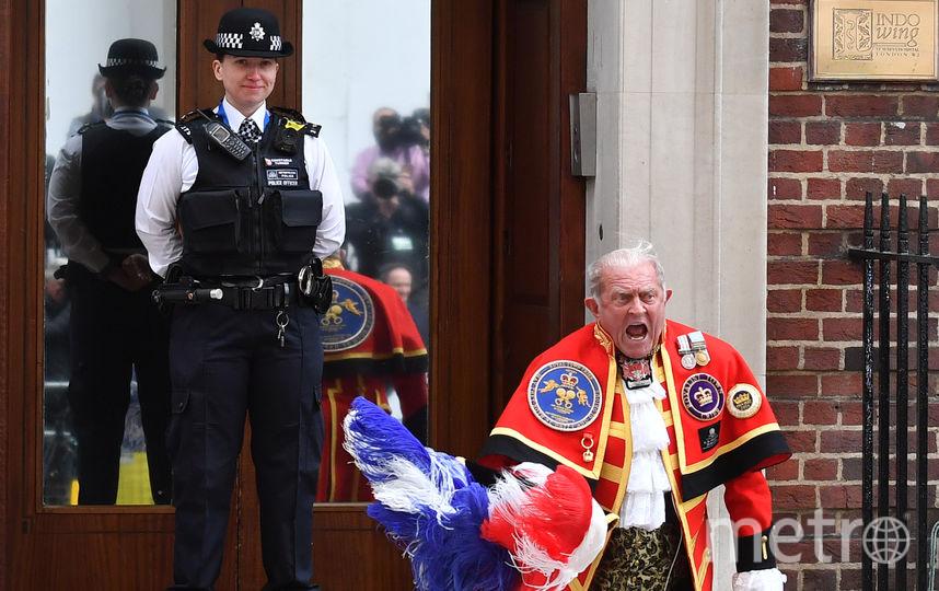 Радостную весть объявил глашатай. Фото AFP