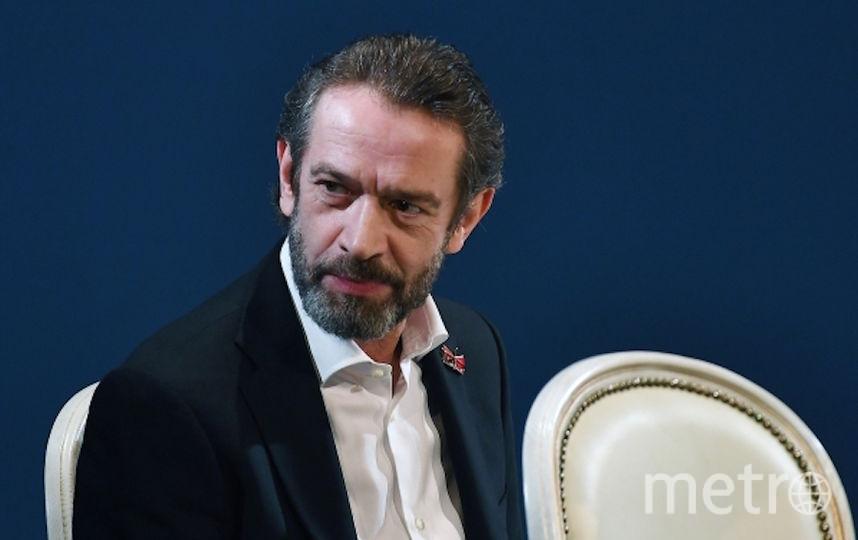 Владимир Машков. Фото РИА Новости