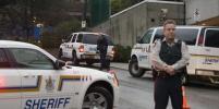 В Торонто микроавтобус наехал на пешеходов