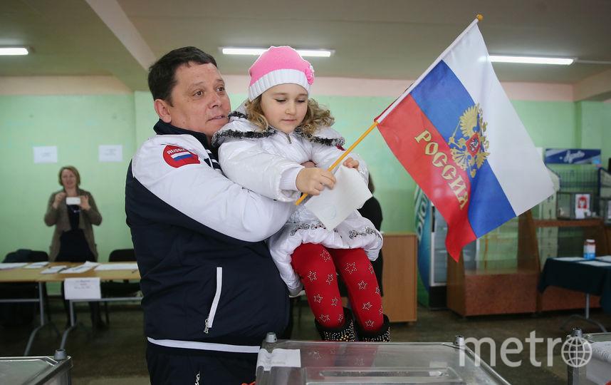 Референдум в Крыму. Фото Getty