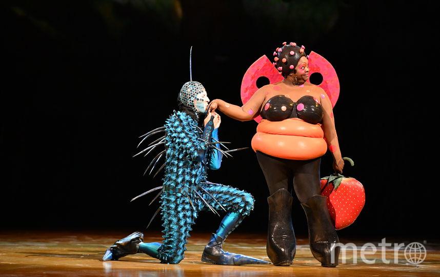 Уличное шоу Cirque duSoleil бесплатно покажут в«Зарядье»