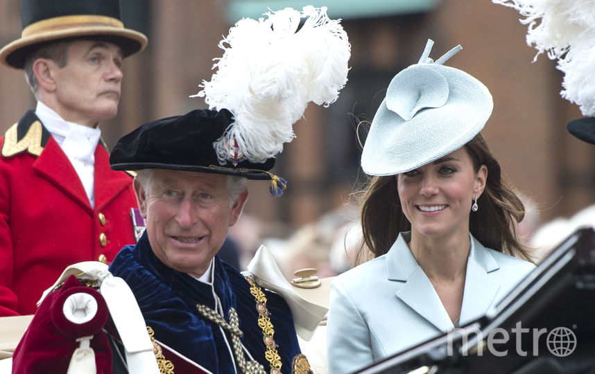 Принц Чарльз, Кэтрин. Фото Getty