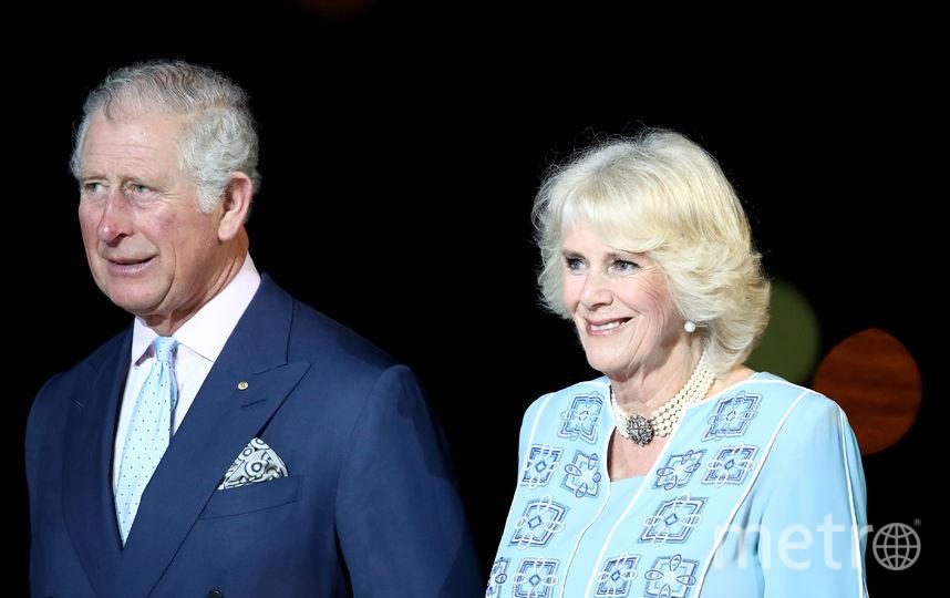 Принц Чарльз и его супруга Камилла. Фото Getty
