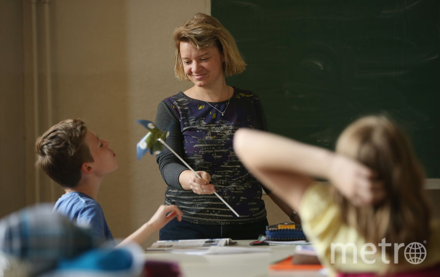 Минимальная зарплата школьного учителя в Москве составляет 68 тысяч рублей, сообщили в департаменте образования. Фото Getty