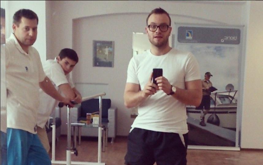 Дмитрий Игнатов. Фото Скриншот Instagram/dvignatov