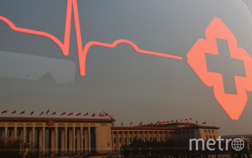 Скорая помощь в Китае. Фото Getty