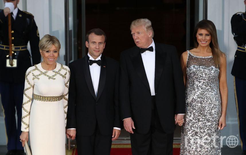 Торжественный прием в Белом доме. Фото Getty