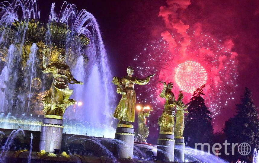 Салют в День Победы: Откуда в Москве будет видно лучше. Фото Василий Кузьмичёнок