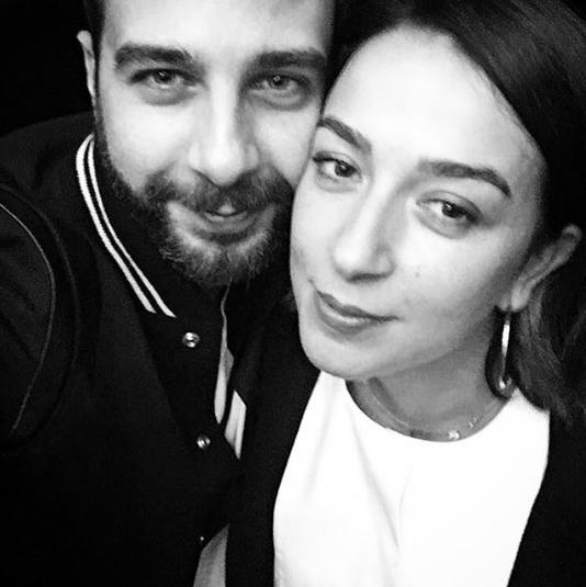 Иван Ургант с женой Натальей. Фото www.instagram.com/urgantcom