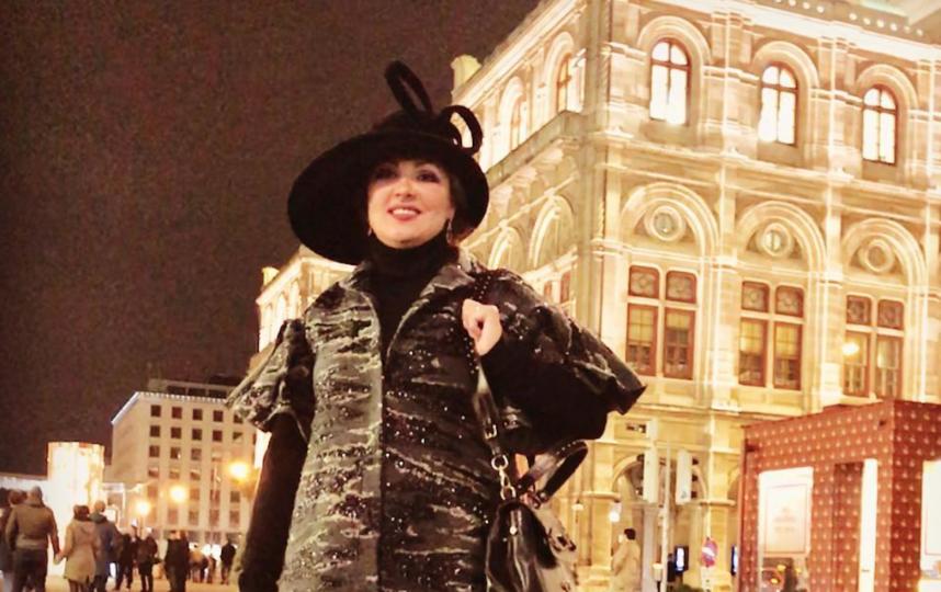 Анна Нетребко, фото из соцсети. Фото instagram.com/anna_netrebko_yusi_tiago