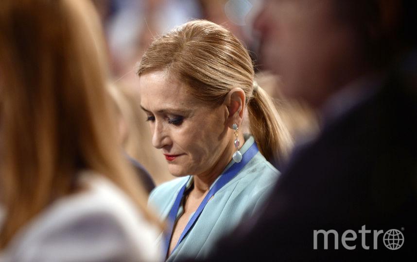 Кристина Сифуэнтес. Фото AFP