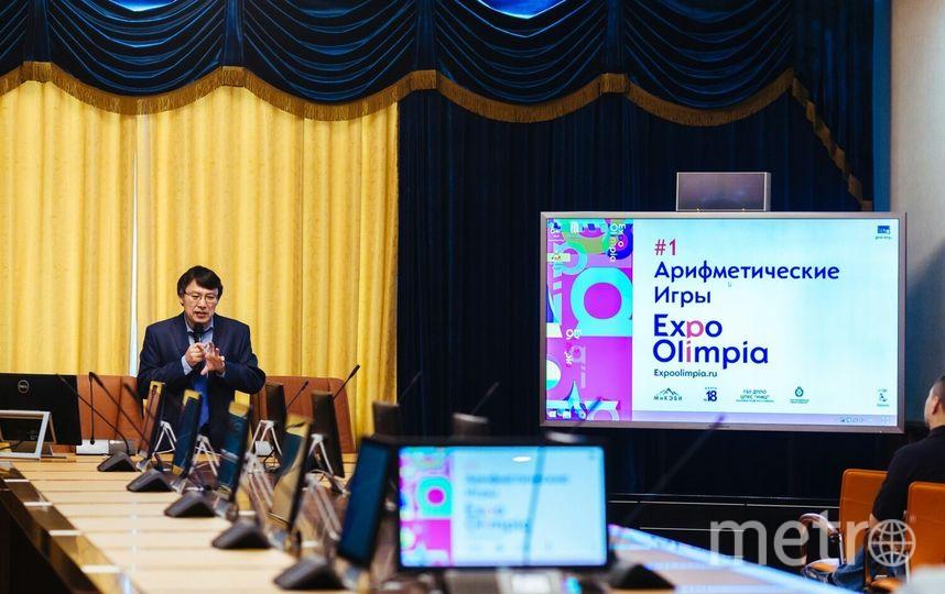 Юрий Борисович Гатанов, один из спикеров проекта. Фото предоставлены организаторами