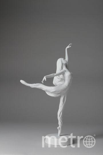 Фигурки звезды мирового балета Ульяны Лопаткиной. Фото предоставлены ИФЗ