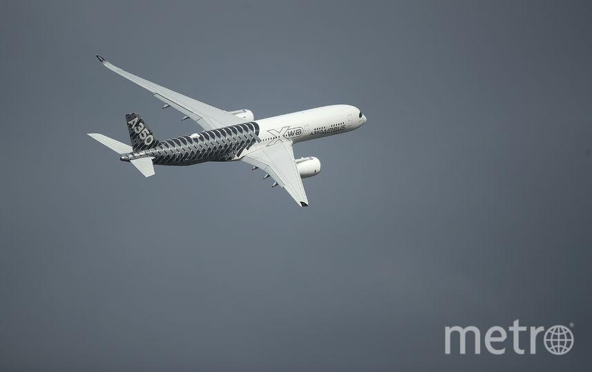 ILA Berlin Air Show 2018. A350. Фото Getty