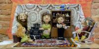 Еврейскую историю показали в кукольных сюжетах в Петербурге