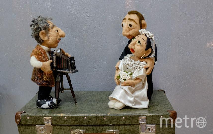 "У каждого персонажа своя история. Фото Алена Бобрович, ""Metro"""