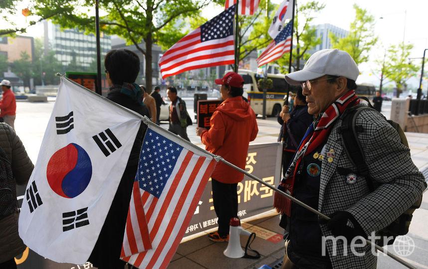 Сеул, Южная Корея. Фото AFP