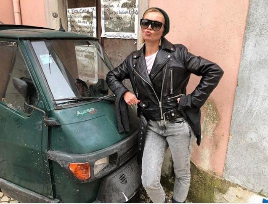 Певица Полина Гагарина. Фото www.instagram.com/gagara1987/