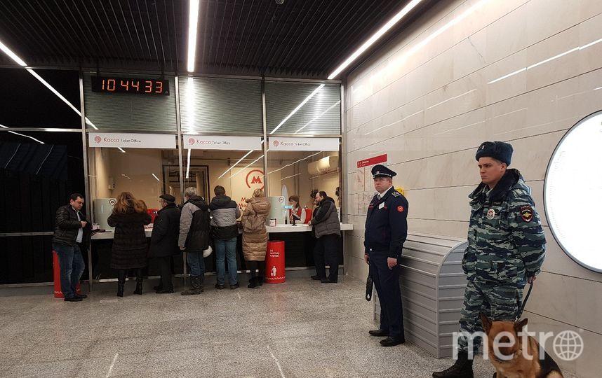 Новая ветка может стать одной из самых длинных из строящихся сейчас в Москве. Фото Василий Кузьмичёнок