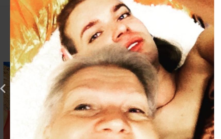 Гоген Солнцев, фото из соцсети. Фото instagram.com/solntcev