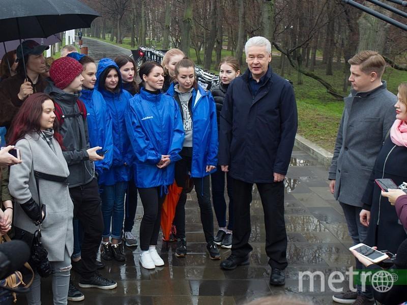 Мэр столицы объявил о запуске конкурса проектов нового дизайна велопарковок. Фото Василий Кузьмичёнок